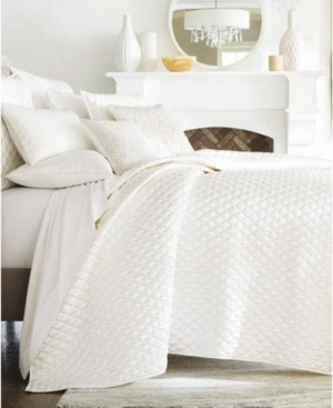 Hotel Collection Classic Cambria King Coverlet Bedding
