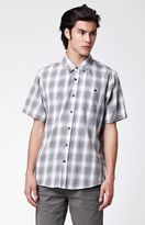 Ezekiel Fairmont Plaid Short Sleeve Button Up Shirt
