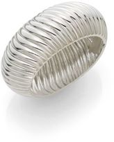 Saks Fifth Avenue Ribbed Cuff Bracelet