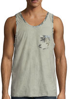 UNIONBAY Union Bay Tropix Reversible Printed Tank Top