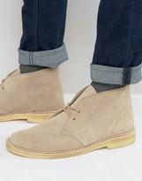 Clarks Originals Clarks Original Suede Desert Boot