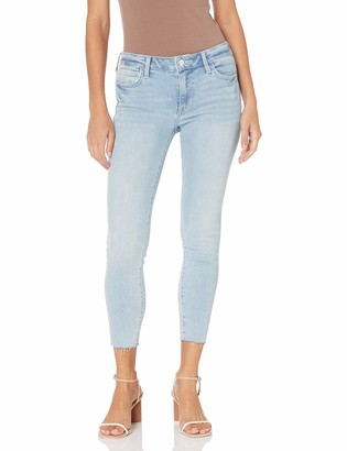 Sam Edelman Women's Kitten Mid Rise Crop