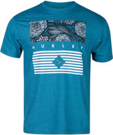 Hurley Men's Crimson Day Graphic-Print T-Shirt