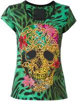 Philipp Plein Emmi T-shirt - women - Cotton - S
