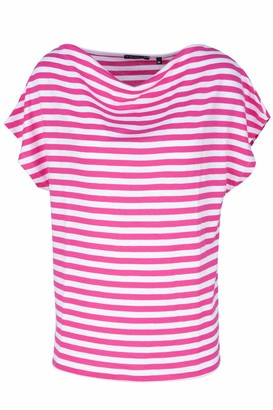 #One More Story Women's Striped T-Shirt - Multicolour - 12
