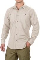 Filson Buckhorn Field Shirt - Cotton, Long Sleeve (For Men and Big Men)