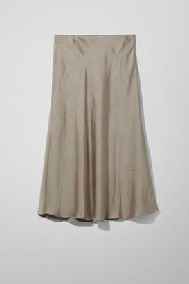 Weekday Irma Skirt - Black