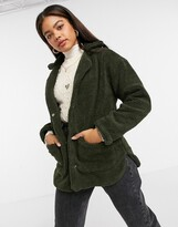 Thumbnail for your product : Brave Soul kelsea borg jacket