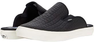Vans Mule SF ((Croc) Black/Marshmallow) Shoes