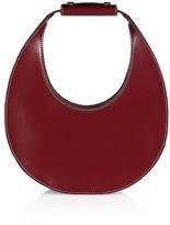 Thumbnail for your product : STAUD Moon Leather Hobo Bag