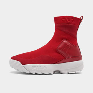 Fila Women's Disruptor Stretch Casual Shoes