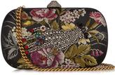 Gucci Broadway crystal-embellished clutch