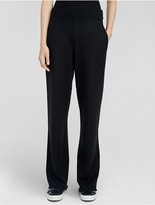 Calvin Klein Collection Boiled Cashmere Slouchy Pant