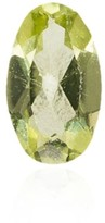 Loquet August peridot oval charm