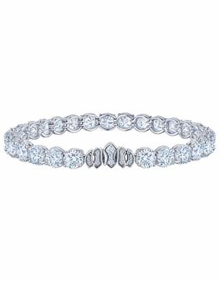 Kwiat Signature Tiara Diamond Line Bracelet