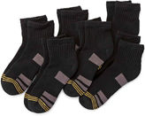 Gold Toe 6-pk. Performance Quarter Socks - Boys 7-11