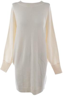 Maje White Wool Dresses