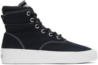 Converse Black Skid Grip CVO High Sneakers