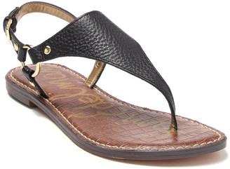 Sam Edelman Greta Leather Ankle Strap Sandal