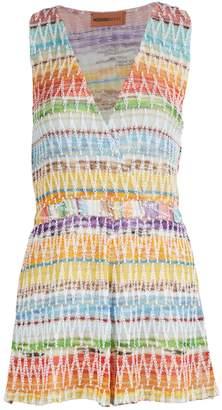 Missoni Cotton blend mini dress