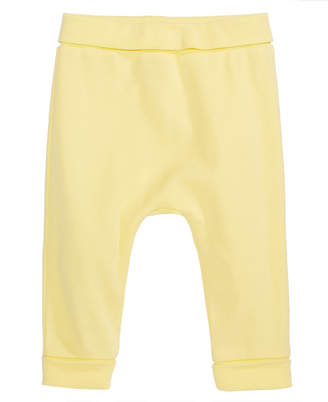 First Impressions Baby Boys Cotton Yoga Pants