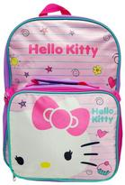 Hello Kitty Backpack with Lunch Kit