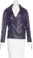 Rebecca Minkoff Leather Biker Jacket w/ Tags