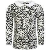 Roberto Cavalli Roberto CavalliBaby Girls Leopard Print Top
