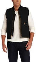 Carhartt Men's Sandstone Vest Arctic Quilt Lined V02