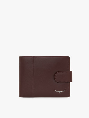 R.M. Williams Wallet with Coin Pocket & Tab