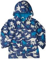 Hatley Dinos Raincoat (Toddler/Kid) - Blue - 7