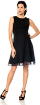 A Pea in the Pod Embellished Maternity Dress