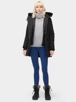 UGG Adirondack Parka Coat - Black