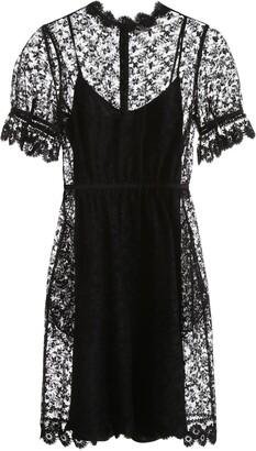 Burberry Floral Lace Dress