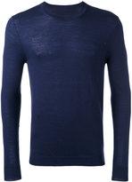 Nuur slim-fit jumper - men - Merino - 48