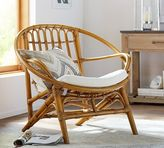 Pottery Barn Luling Rattan Chair