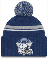 New Era Indianapolis Colts Diamond Stacker Knit Hat
