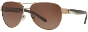 Tory Burch Polarized Sunglasses, TY6051