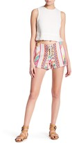 Willow & Clay Embroidery Short
