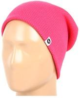 Roxy Ice Over Beanie (Raspberry) - Hats