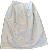 Chanel Grey Skirt for Women Vintage
