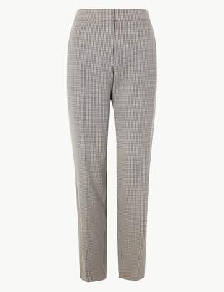 M&S CollectionMarks and Spencer Dogtooth Checked Suit Trousers