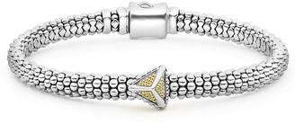 Lagos KSL 2-Tone 1-Pyramid Bracelet