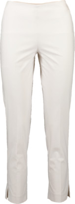 Brunello Cucinelli Cotton Stretch Side Zip Pant