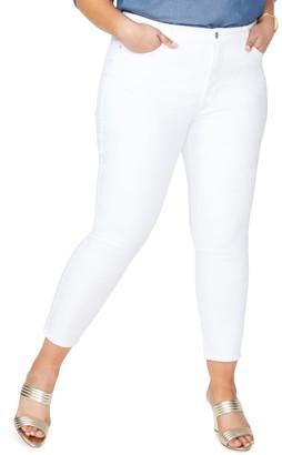 NYDJ Ami Skinny Jeans (Plus Size)