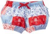 Osh Kosh Patchwork Print Shorts (Baby) - Print - 12 Months