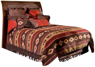 Cimarron Carstens, Inc. Striped Southwest Bedding Set, Full/Queen