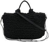 Muun chunky knit crossbody bag