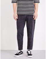 Magic Stick Loose-fit tapered jeans