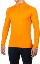 Sherpa Adventure Gear Tchimi Polartec® Power Stretch® Base Layer Top - UPF 15, Zip Neck, Long Sleeve (For Men)